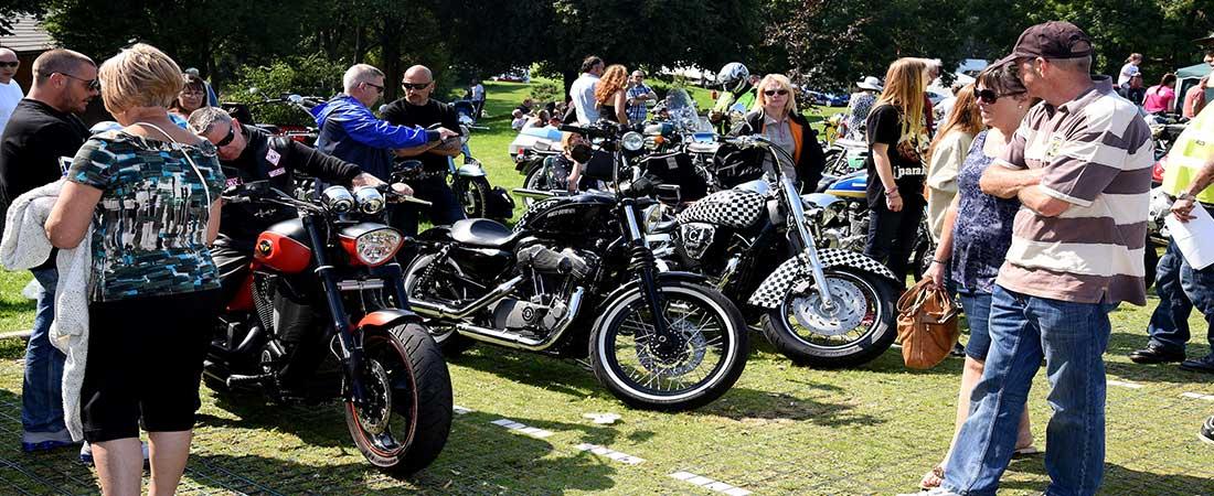 Hornsea Bike Event