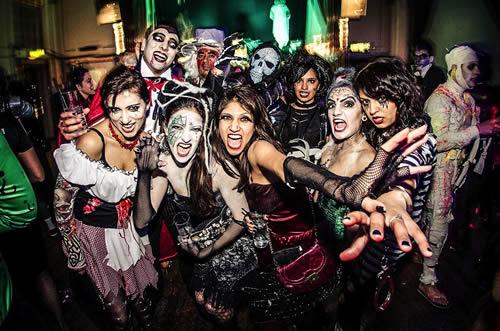Northorpe halloween party
